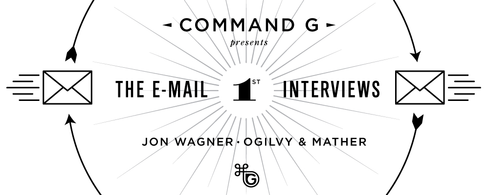 The E-Mail Interviews: Jon Wagner