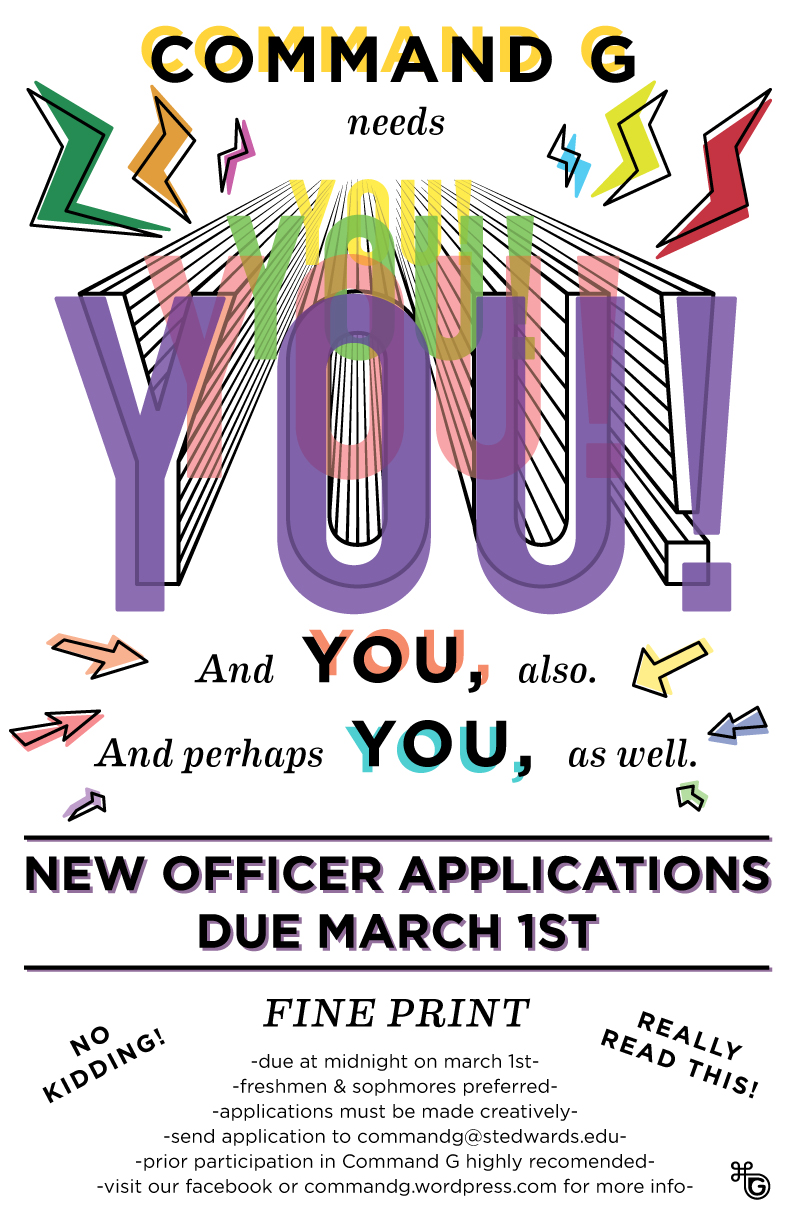 New officer app