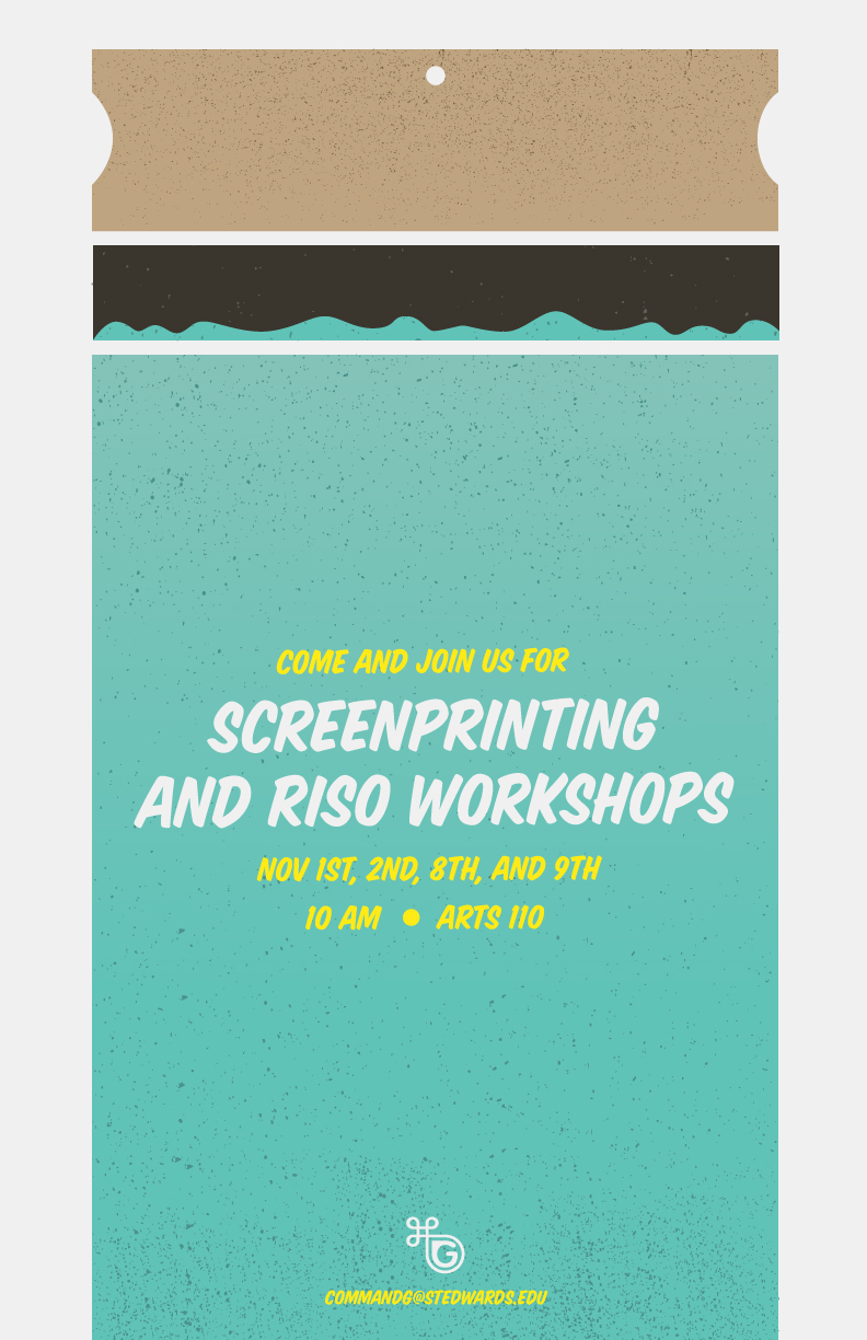 Screenprinting-Workshop